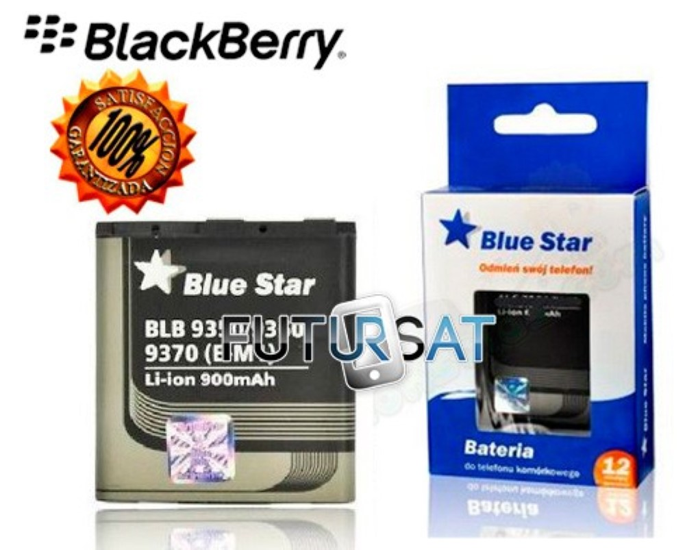 Bateria Interna Blue Star EM-1 Blackberry 9360 900 mAh