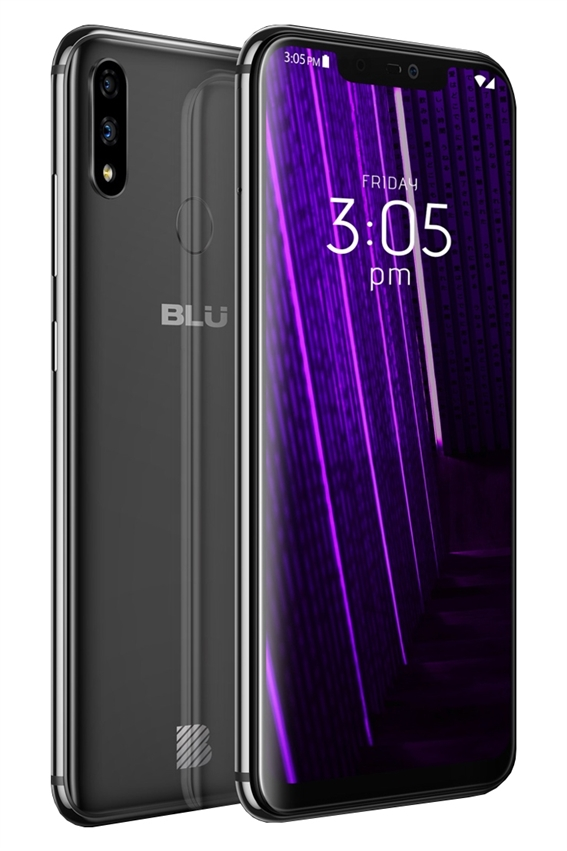 Telefono movil libre BLU Vivo XL+ 6/128GB Black