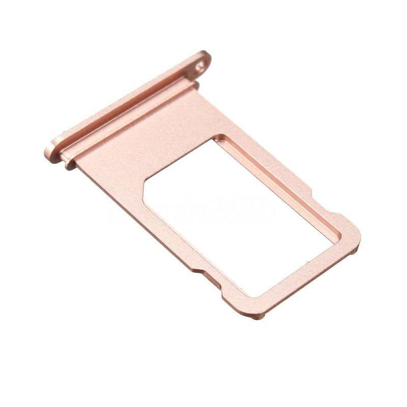 Bandeja iPhone 7 SIM Rosa dorada rose gold